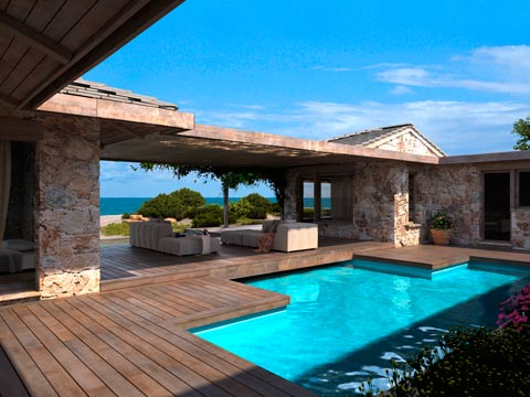 Cannelle: seaside villa project - image01