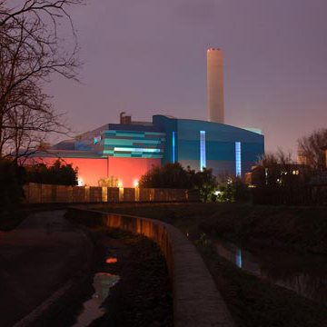 incinerator in Modena - image01