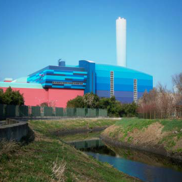 incinerator in Modena - image02