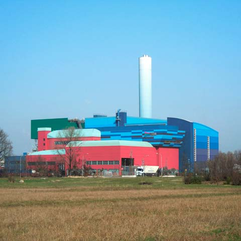 incinerator in Modena - image03